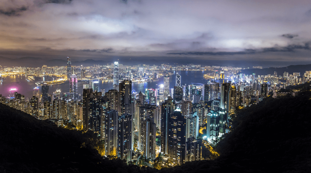 Why Students Study in the Global Metropolis of Hong Kong
