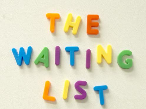 Boarding School Waiting List