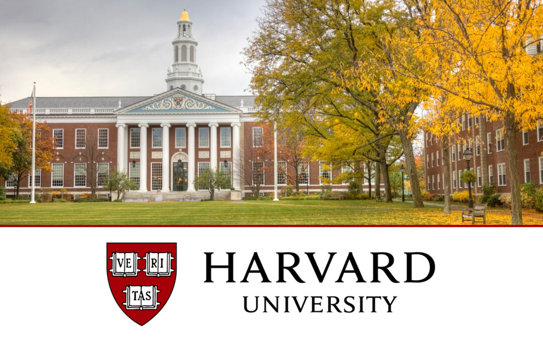 Harvard University Ranked #1 Best Education School