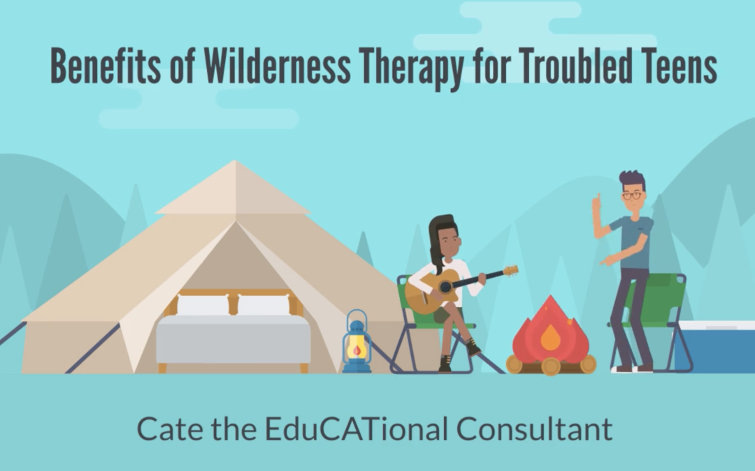 Wilderness Therapy for Teens