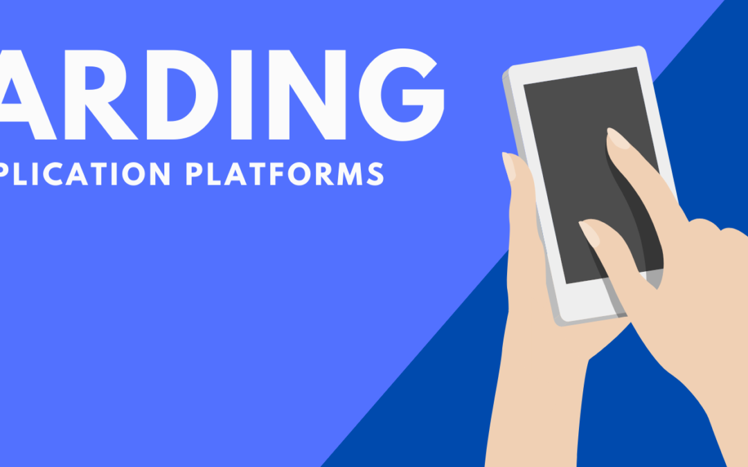 Boarding School Application Platforms